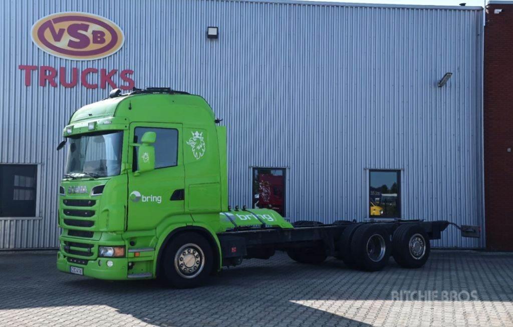 Scania R 560 6x2*4 Highline / retarder / Manual /
