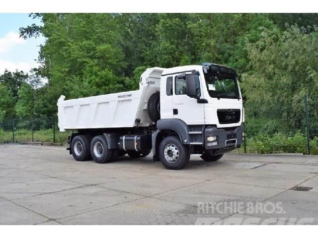 MAN TGS 33 360 BB-WW - Tipper trucks, Year of manufacture: 2019