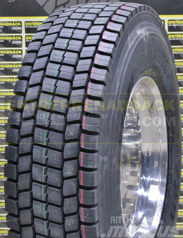Bridgestone M729 315/80R22.5 M+S däck