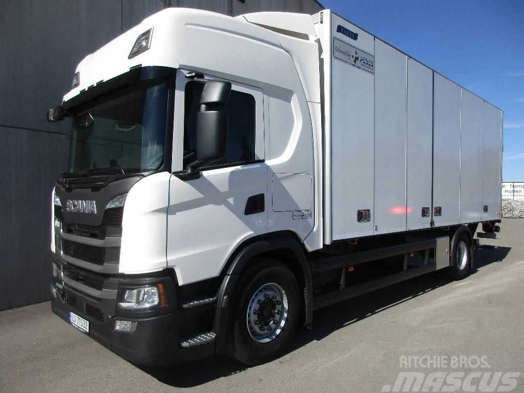 Scania G 320 - Leie en slik? Ta kontakt, vi har den!!