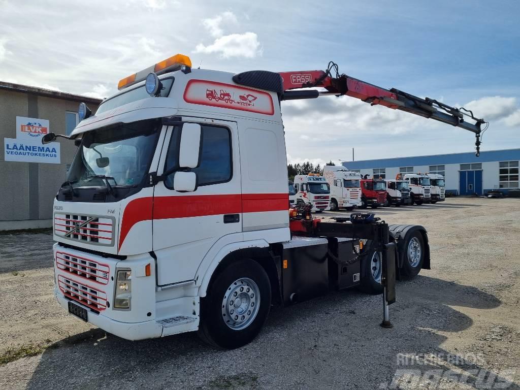 Volvo FM440 6X2 Fassi F150