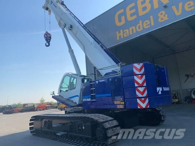 Tadano GTC-800 NEW - All terrain cranes, Year of manufacture: 2019