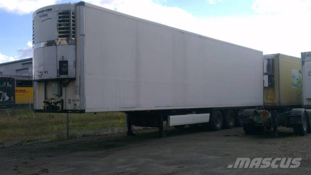 [Other] Trailer Krone Termo King SL X 200