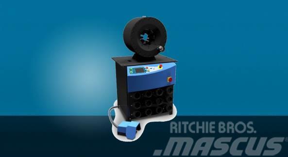 Techmaflex Slangpress Scrimp-450