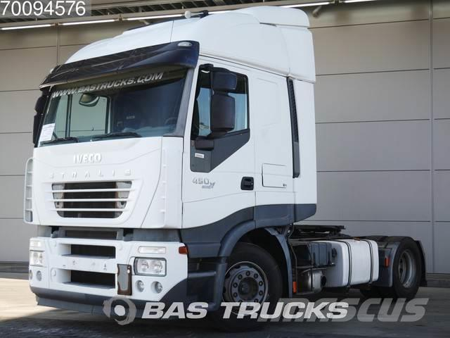 Iveco Stralis AS440S45 4X2 Intarder Euro 5