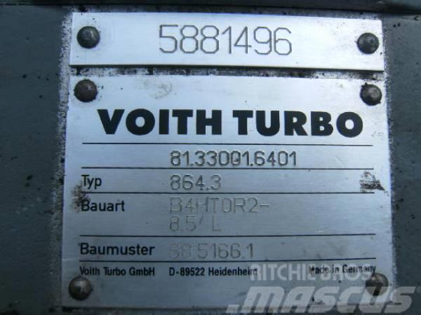 Voith 864.3 / 81.33001.6401, 2001, Växellådor