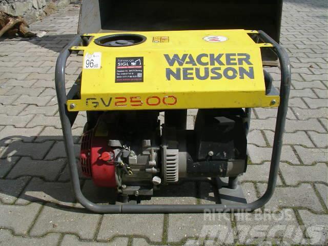 Wacker GV 2500A
