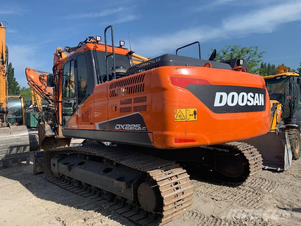 Doosan DX 225 LC-5