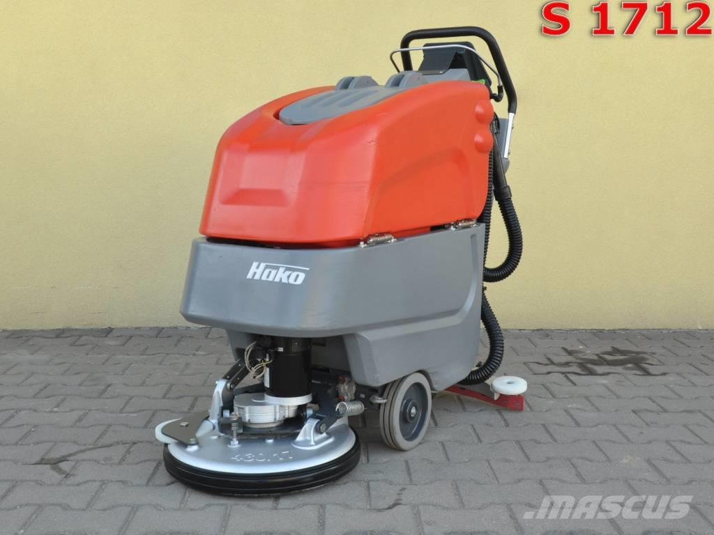 [Other] Scrubber dryer HAKO B45