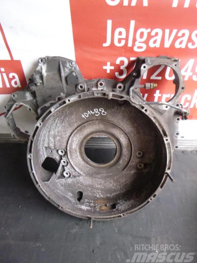 Renault Premium Flywheel cover