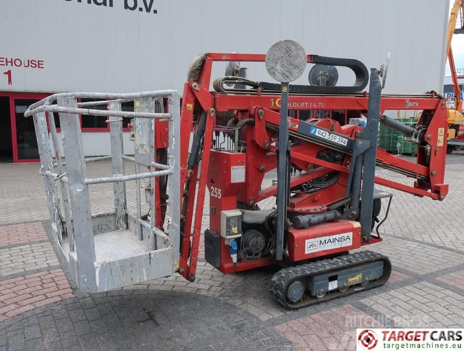 Hinowa Gold Lift 14.70 Crawler 1470 Tracked Boom Lift 14M