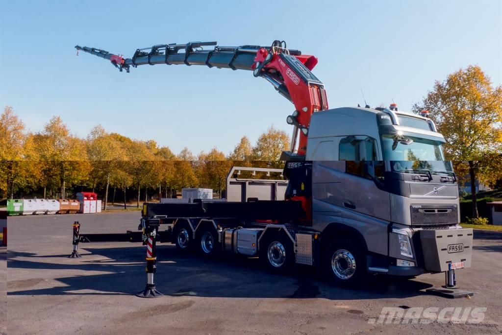Volvo FH 540 8x2 Fassi F1650 2.28L816 - NOW AVAILABLE!!!