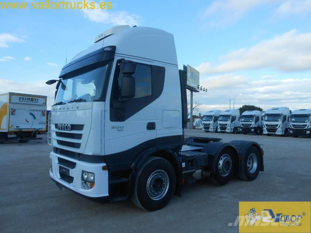 Iveco AS440S50TX/P