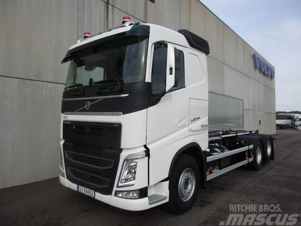 Volvo FH540 - Ventes inn i Januar