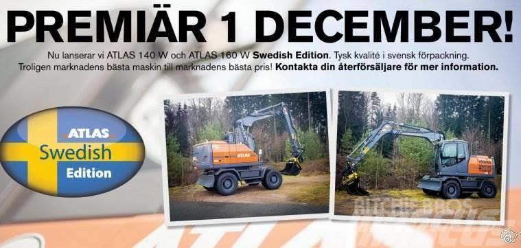 Atlas Kampanj! 140 W/160W SVERIGE