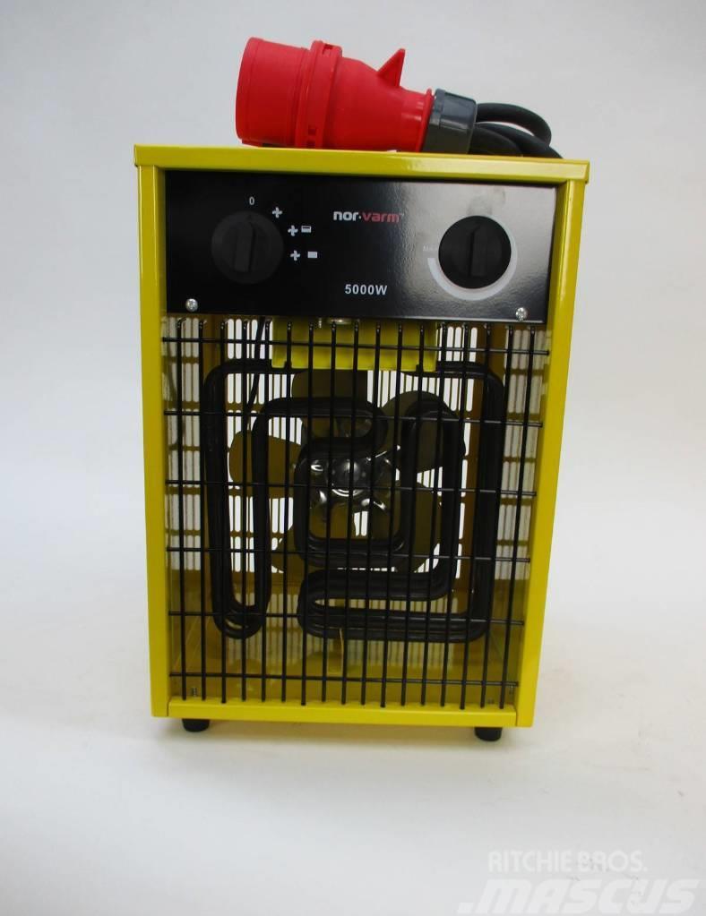 [Other] Nor-Varm  5 kW hallilämmitin/lämpöpuhallin (Q08)