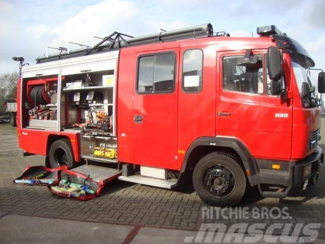 Mercedes-Benz 1120 holmatro equipment