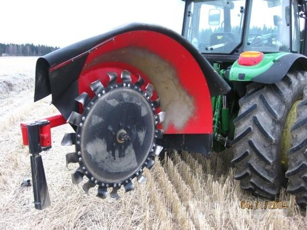 Alligator VS 640, 2015, Power harrows and rototillers