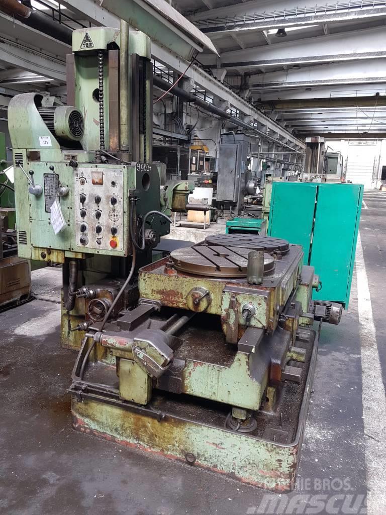 Masina de frezat prin copiere FK-80c