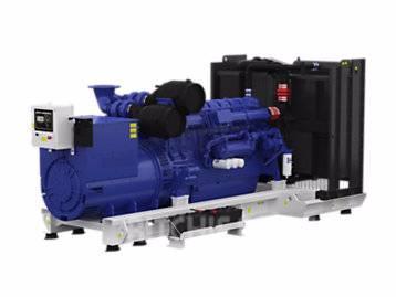 Perkins Open 350 kVA Prime 385 kVA Standby