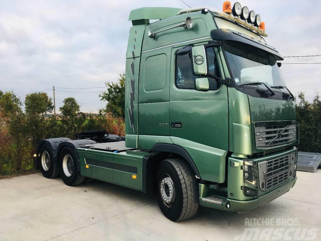 Volvo FH16 600 90ton/6*4/hydraulics/euro 5