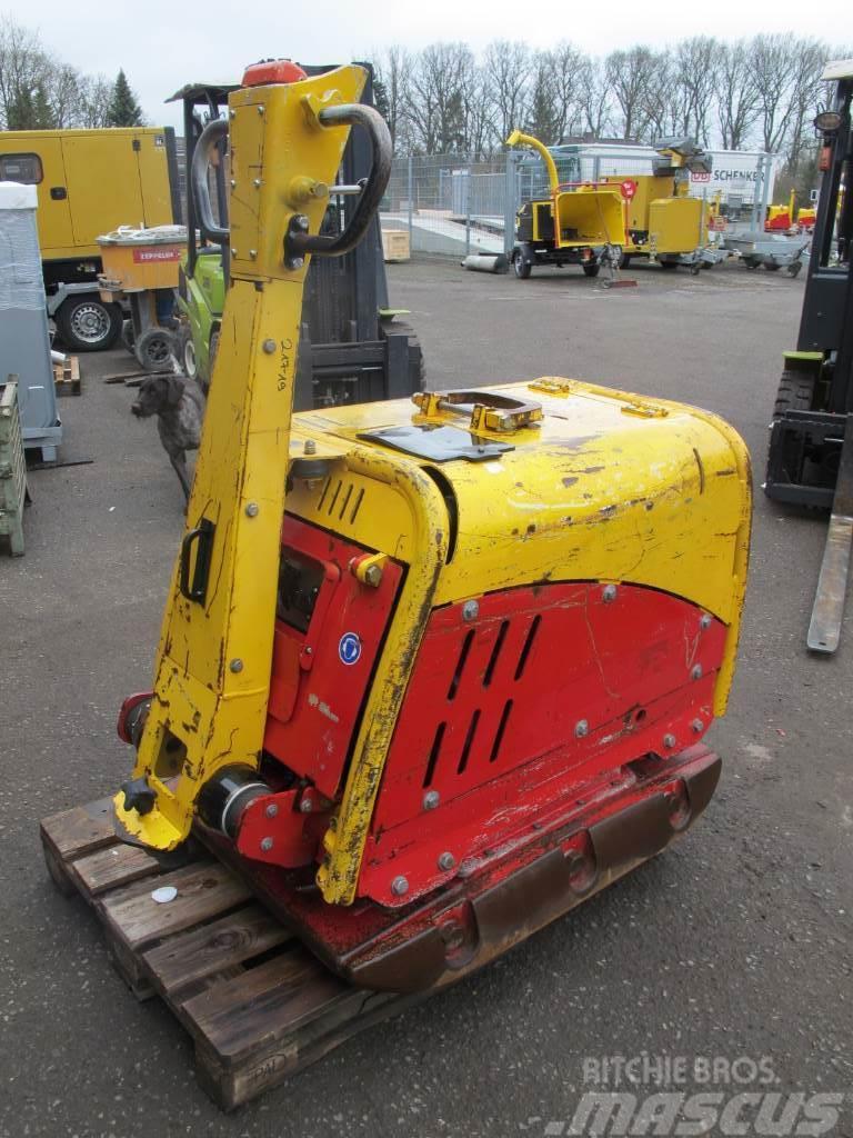 Weber CR 10 Rüttelplatte Bodenverdichter 900 KG