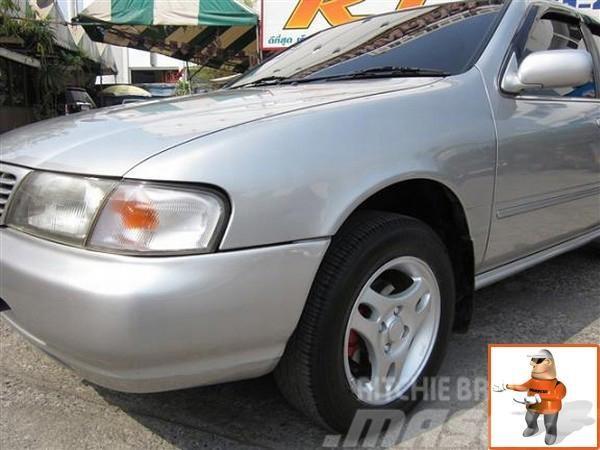Nissan Sunny B14 15 Super Saloon 1 6 At Cars Year Of Mnftr 1997