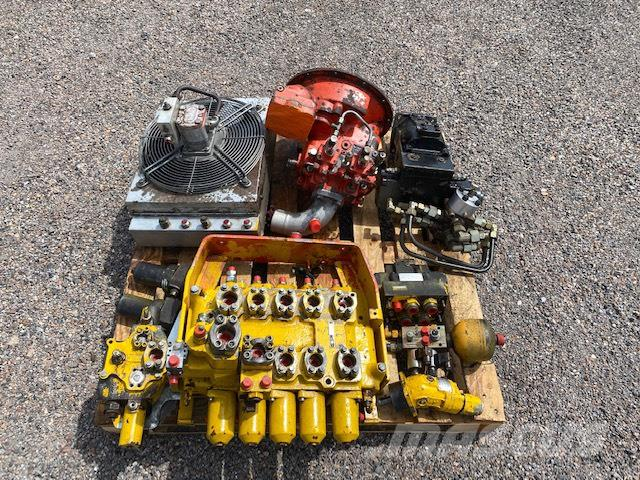 Rexroth o&k mh plus komplet hydraulic sale!!!!!!!!!