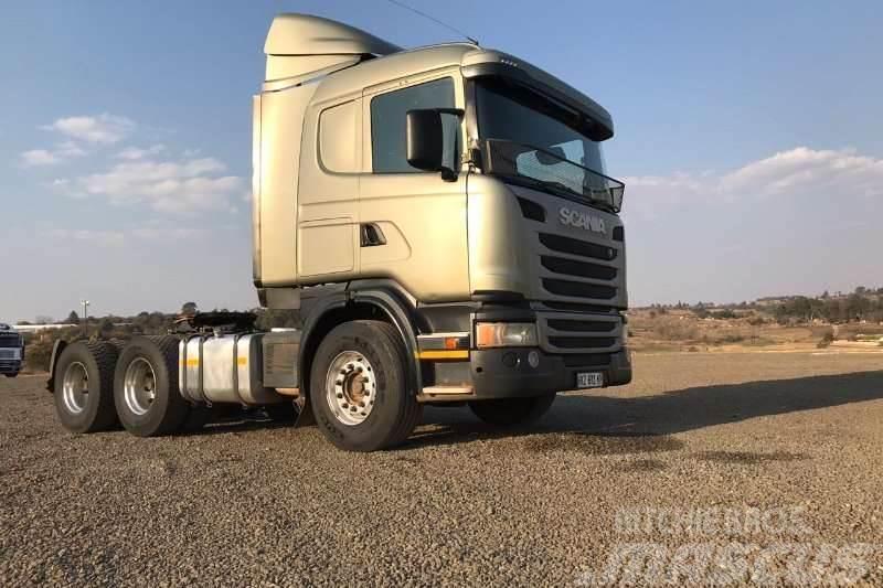 Scania G460