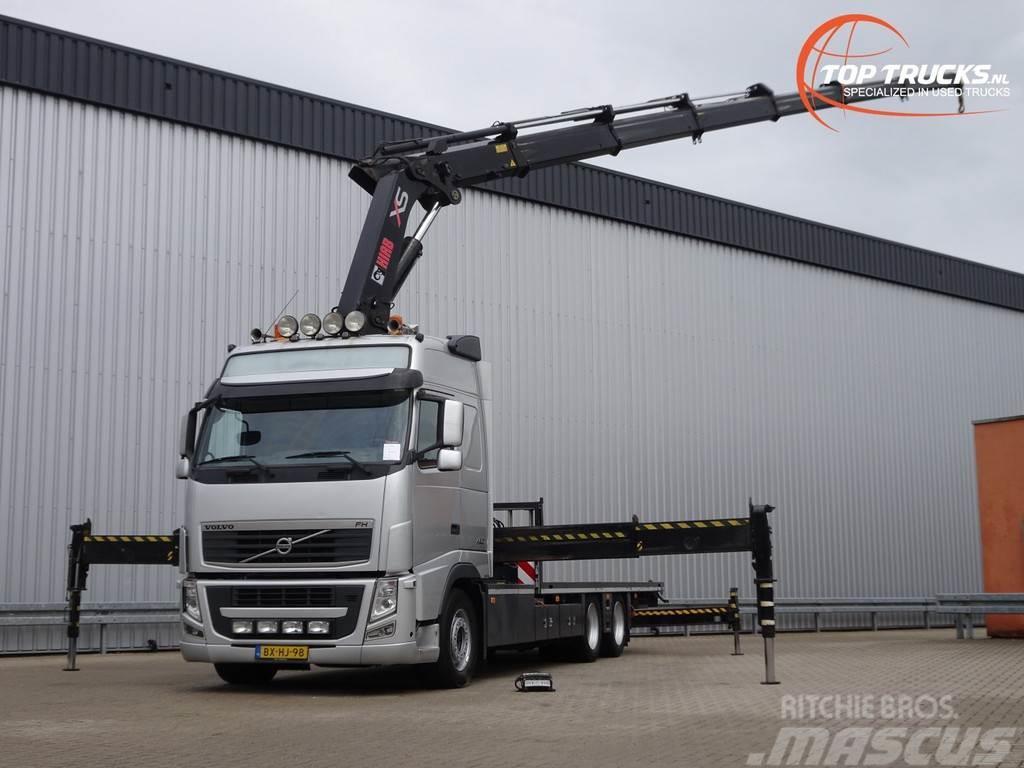 Volvo FH 420 6x2 Hiab 47 TM Kraan, Crane, Kran - NL Truc