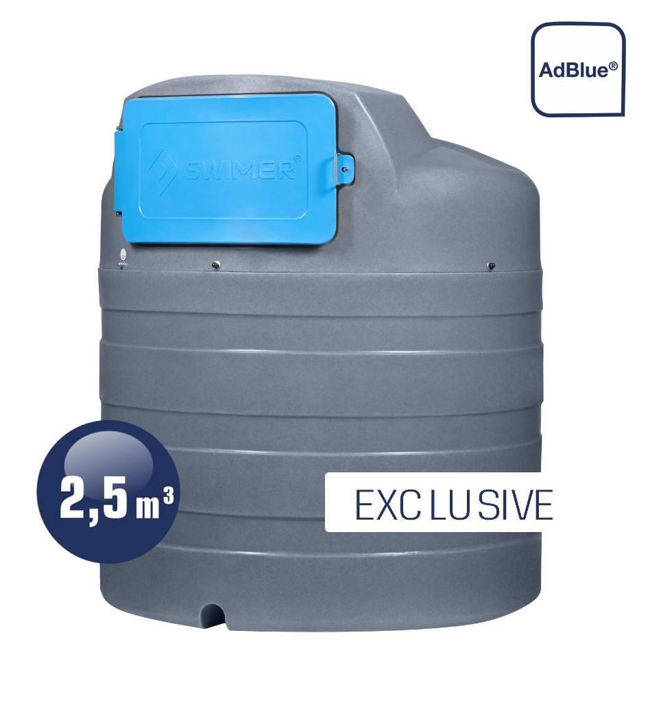 Swimer Tank Blue 2500 Eco-line Exclusive dwupłaszczowy