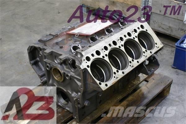 Mercedes-Benz V8 Blok Silnika OM502LA V8 Euro5 Grove Terex Demag