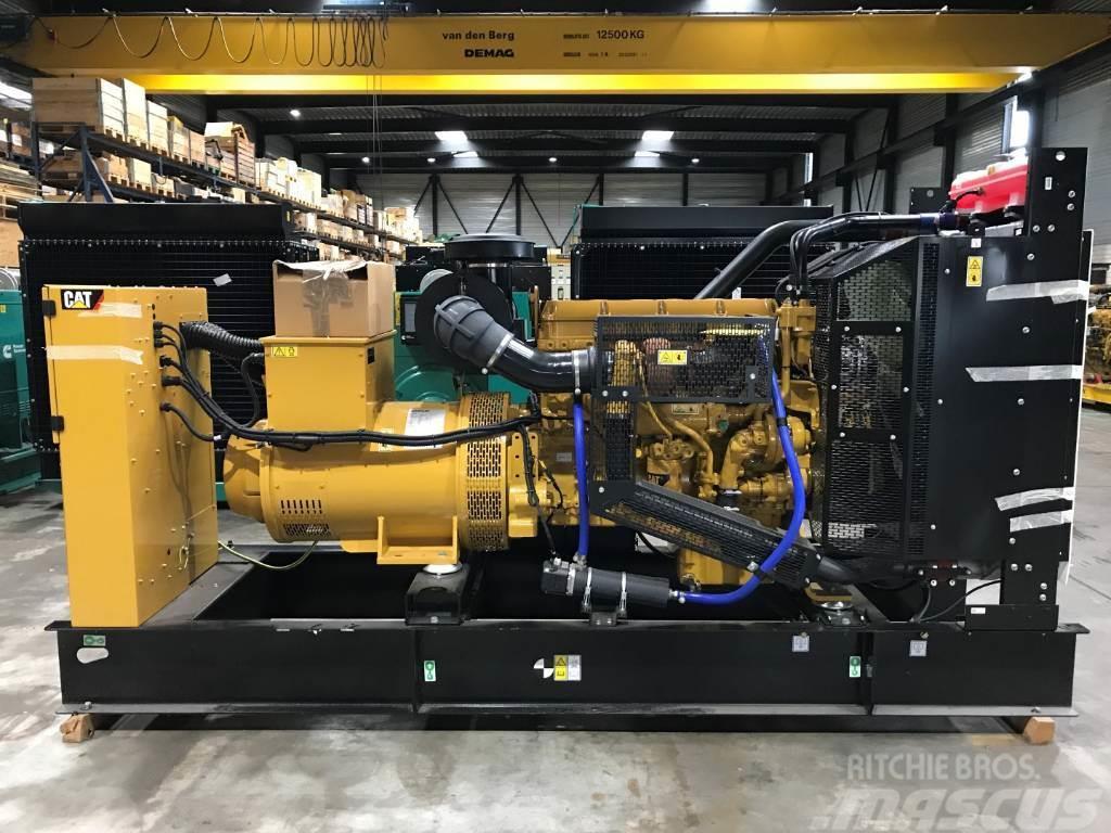 Caterpillar DE450E0 - 400 kVa - Generator Set - DPH 99001