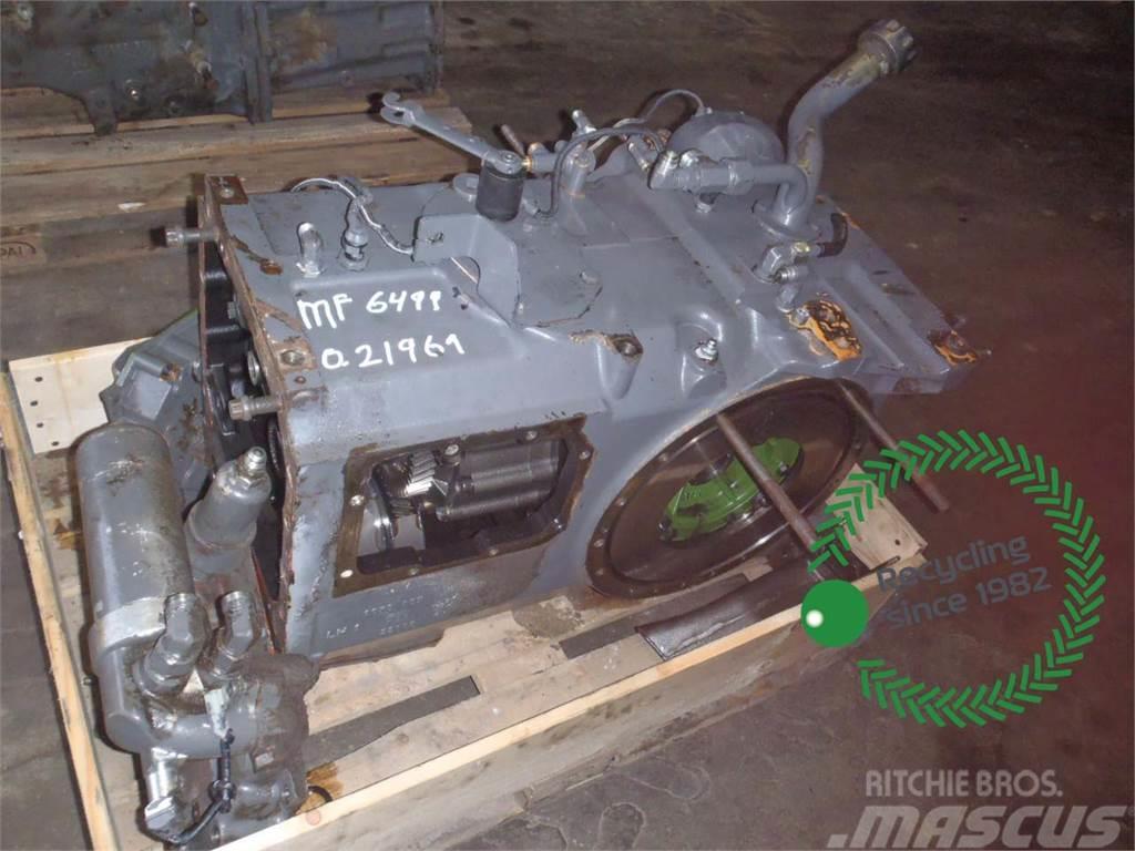 Massey Ferguson 6499 Rear Transmission