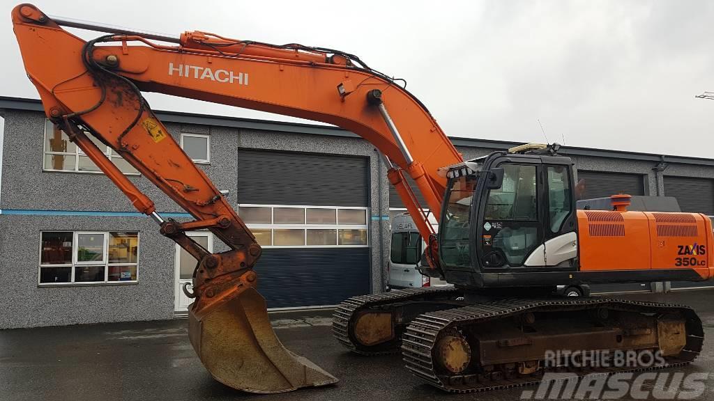 Hitachi ZX 350 LC-5 B