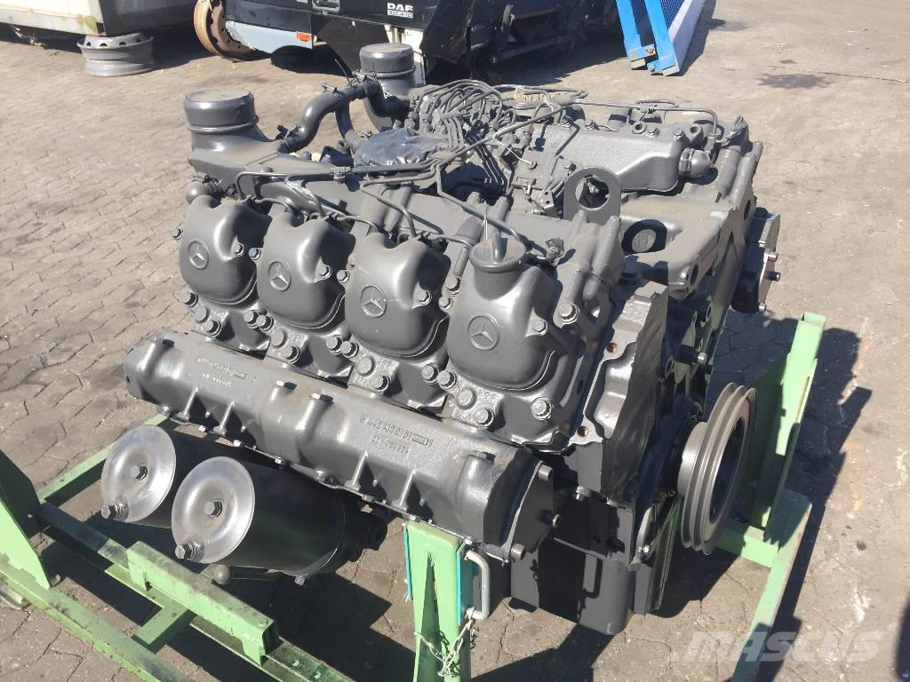 Mercedes Benz Om422 Om 422 Engines Year Of Mnftr 2005 Pre Owned Engine Exhaust
