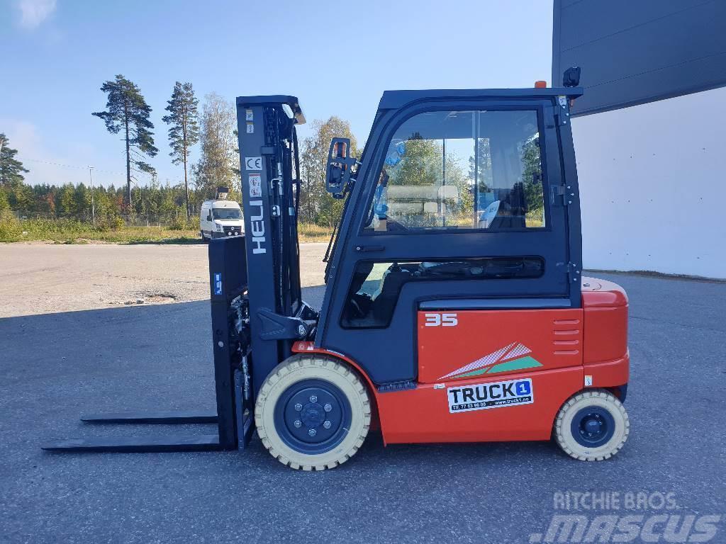 Heli CPD35-GD2 - 3,5 t el. truck - 4,7 m LH