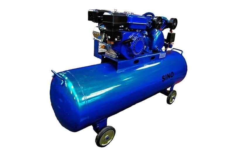Sino Plant Compressor 220L Petrol