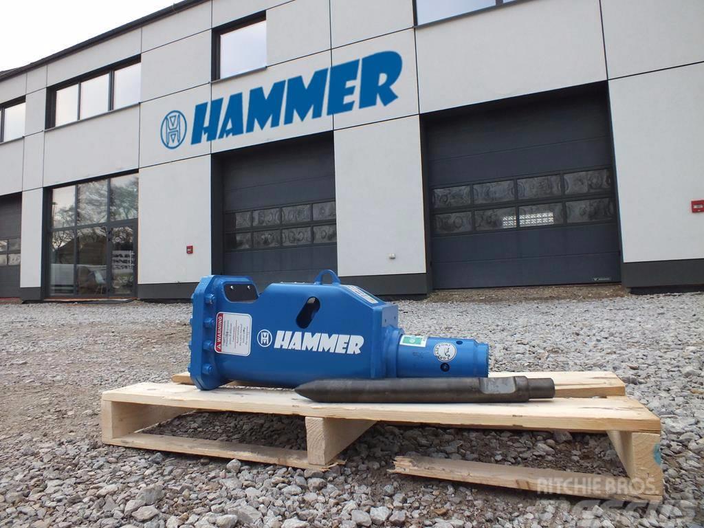 Hammer SB 250 Hydraulic breaker 250kg