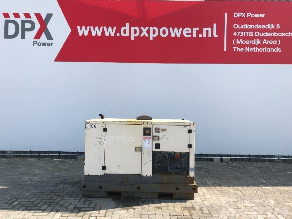 Iveco 8035E15 - 35 kVA Generator - DPX-11338