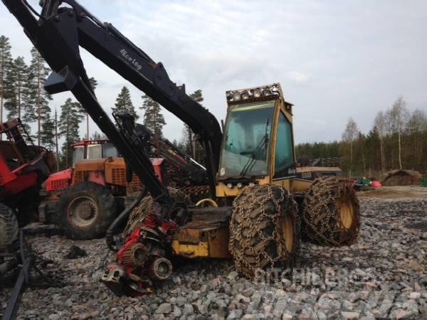 Eco Log 550B Demonterad