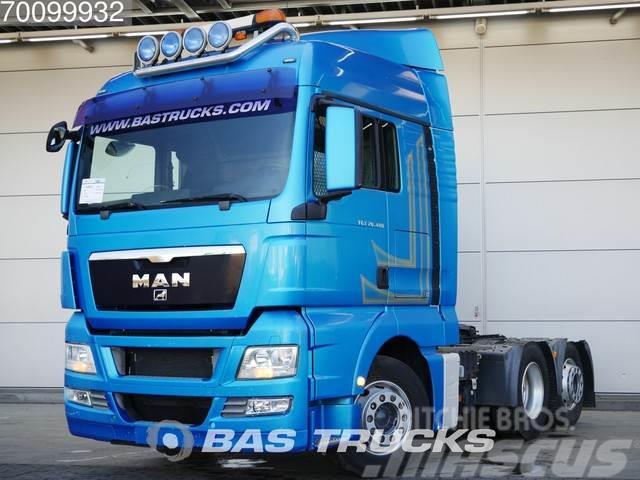 MAN TGX 26.480 XLX 6X2 Hydraulik Liftachse Euro 4