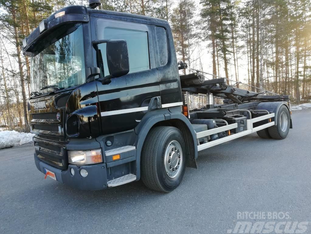 Scania P 270 DB Multilift vl-laite  aj.188 tkm