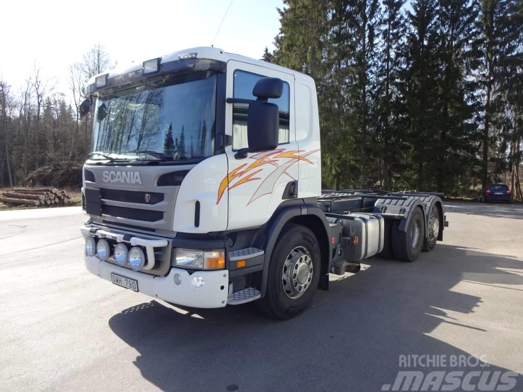 Scania P400LB6x2*4HNB