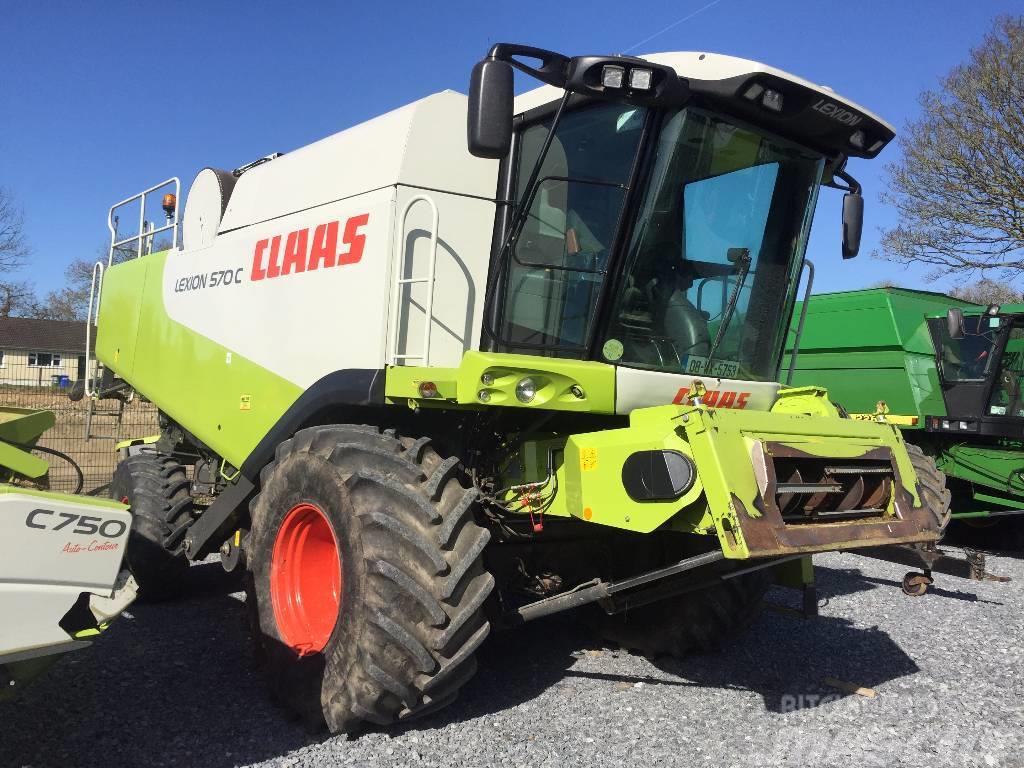 CLAAS Lexion 570 C