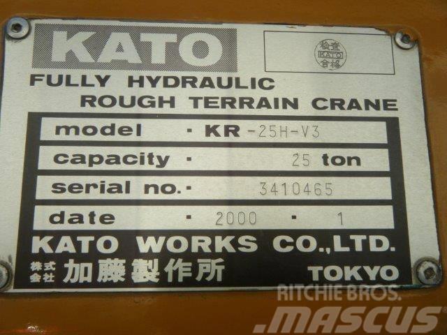 Kato KR25H V-3