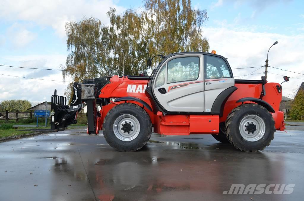 Manitou MT 1840 easy ST5