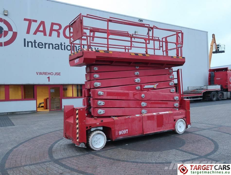 PB Lifttechnik PB S225-12ES Electric Scissor Work Lift 2250cm