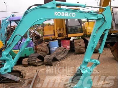 Kobelco SK35SR-2 - Crawler excavators, Year of manufacture