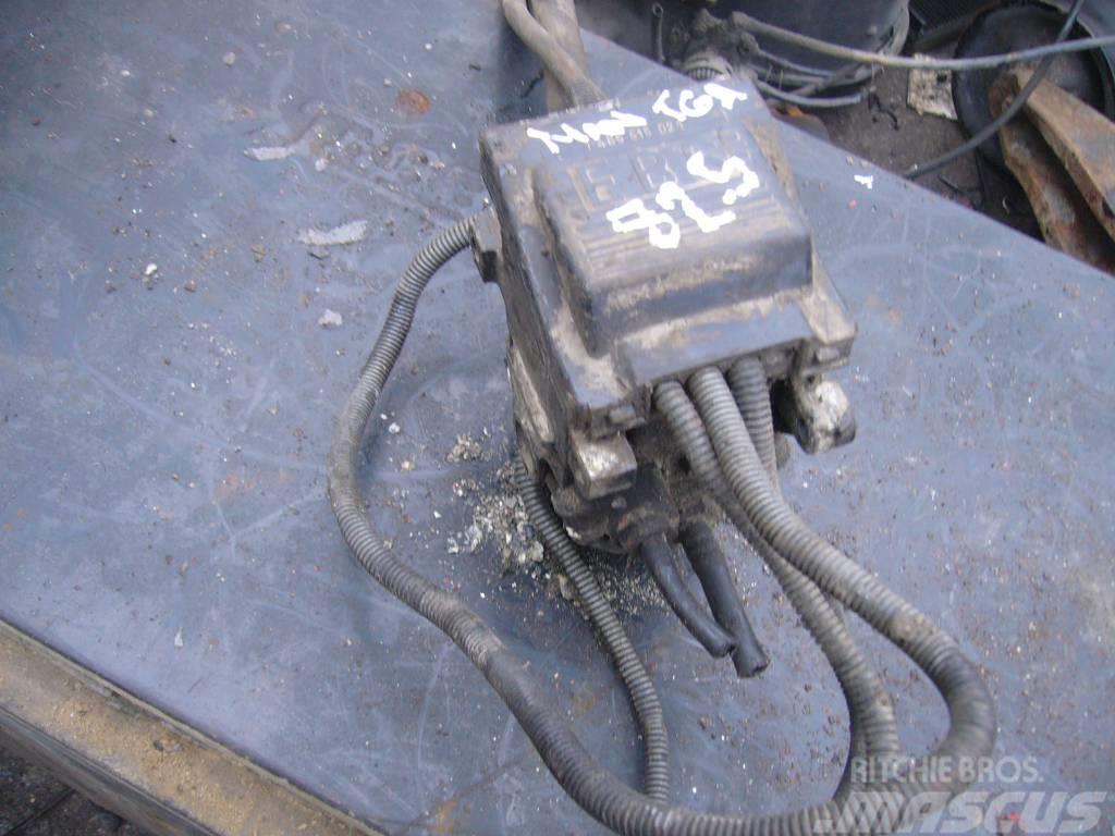 MAN TGA460A EBS valve